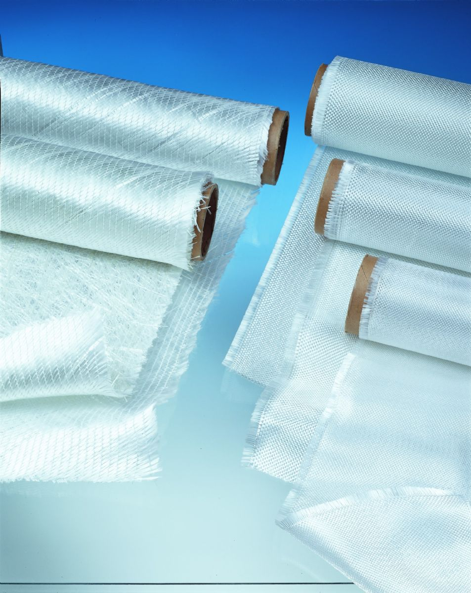 F Glass Fabric group ABOUT US