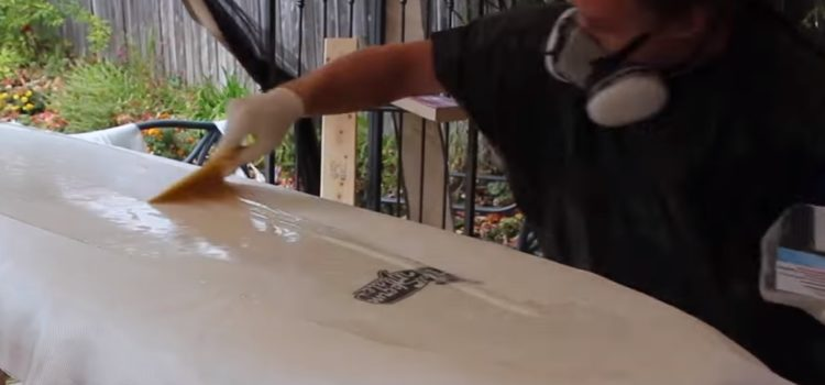 The Making of a Freshwater Surfboard.