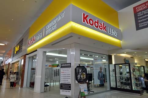 Project 708 Design – Kodak Lens Retail