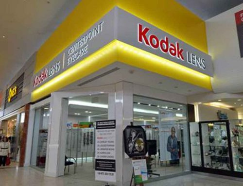 Project 708 Design – Kodak Lens Retail