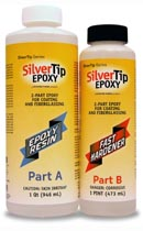 System Three SilverTip epoxy fast hardener