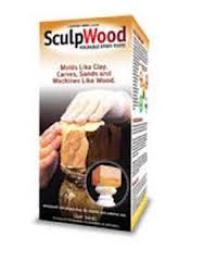 System Three Sculpwood Epoxy Putty