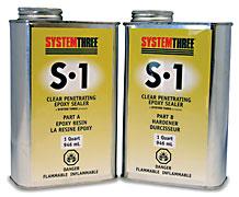 System Three S-1 Sealer