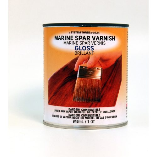 Spar Varnish Gloss 1Qt